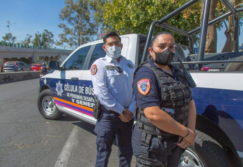 POLICÍAS DE TLALNEPANTLA DETIENEN DOS POR VIOLENCIA DE GÉNERO