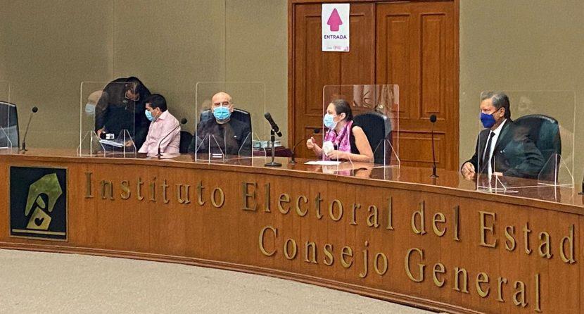AVANZAN RESULTADOS DE LA JORNADA ELECTORAL: IEEM