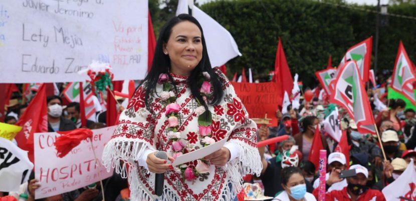 MORENA NO MERECE GOBERNAR MÉXICO NI MAYORÍA EN CONGRESO: AMV