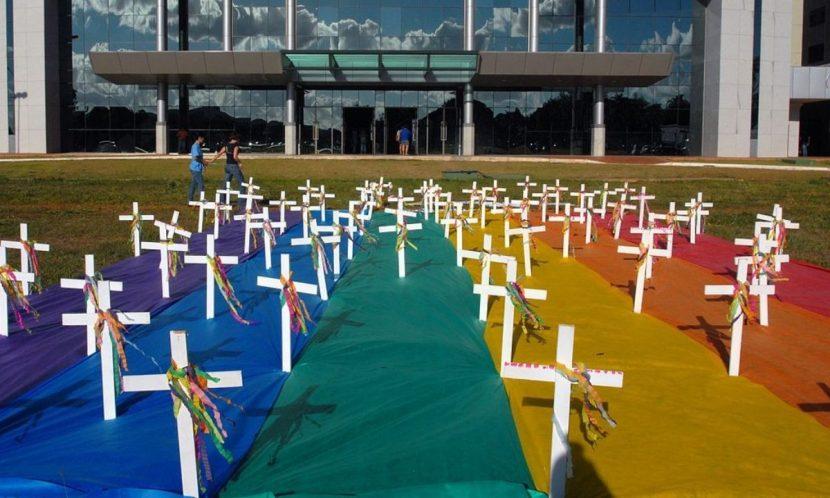 CULTURA MACHISTA PROVOCA CRÍMENES DE ODIO CONTRA LGBTTTIQ