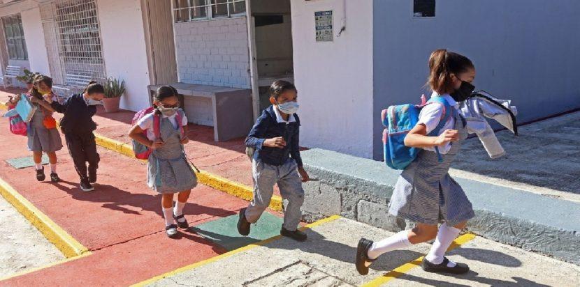 SERÁ ESCALONADO EL REGRESO A CLASES  EN EDOMEX