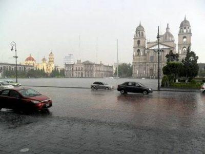 «DOLORES» TRAE LLUVIAS FUERTES EN OCCIDENTE Y CENTRO DE MÉXICO
