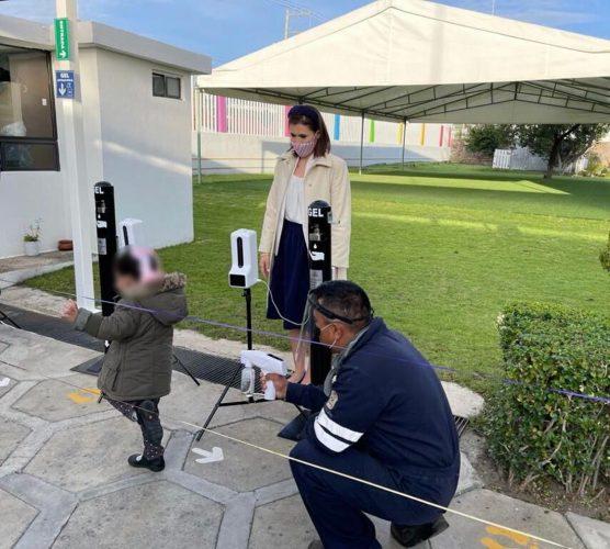 RECIBEN ESTANCIAS INFANTILES DE ISSEMYM CERTIFICACIÓN NACIONAL PUNTO LIMPIO