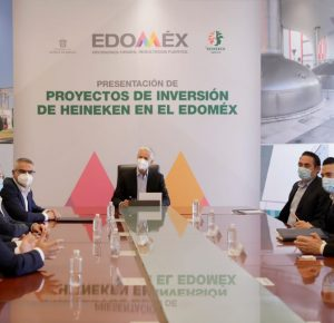 ENCABEZA ALFREDO DEL MAZO PROYECTO DE INVERSIÓN DE HEINEKEN