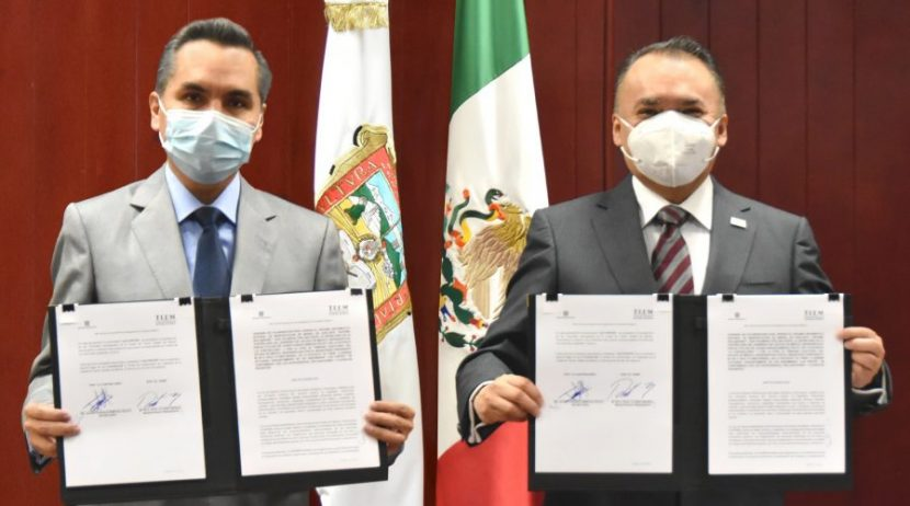 COMPARTIRÁN DECLARANET CONTRALORÍA Y TRIBUNAL ELECTORAL