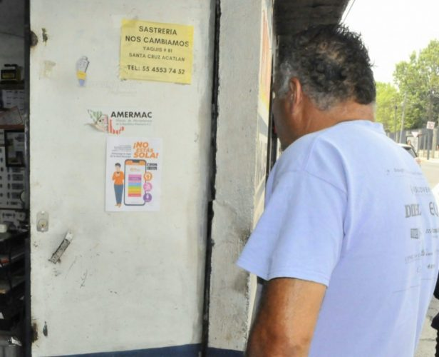 FOMENTA RED NARANJA PROTECCIÓN PARA LAS MUJERES MEXIQUENSES