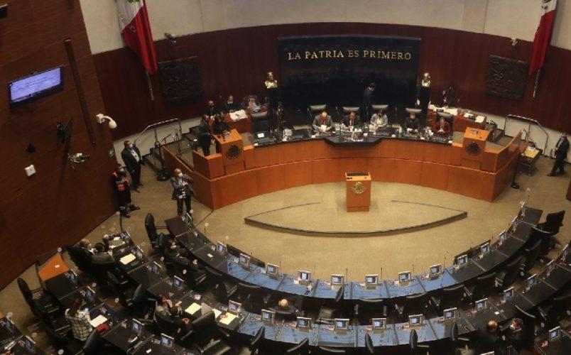 SENADORES DE OPOSICIÓN PRESENTAN ACCIÓN DE INSTITUCIONAL CONTRA LA LEY DE HIDROCARBUROS