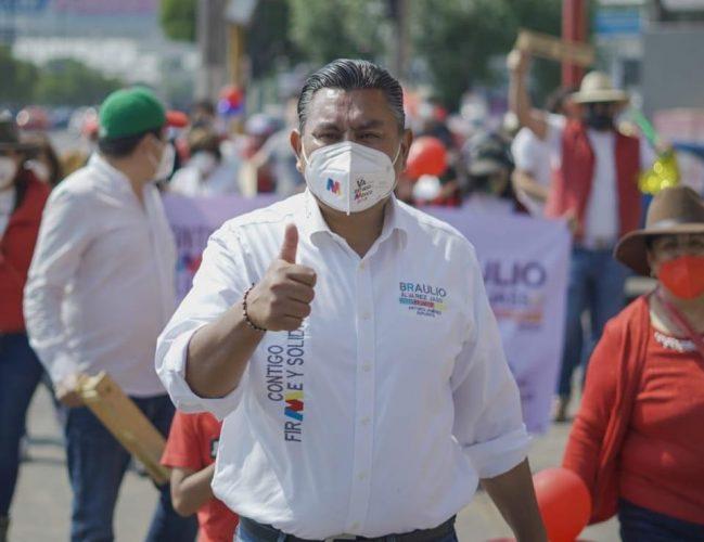 DEMANDAS CIUDADANAS CONVERTIDAS EN PROPUESTAS: BRAULIO ÁLVAREZ JASSO