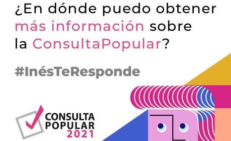 SUMAN INE Y OPL ESFUERZOS PARA PROMOVER LA CONSULTA POPULAR