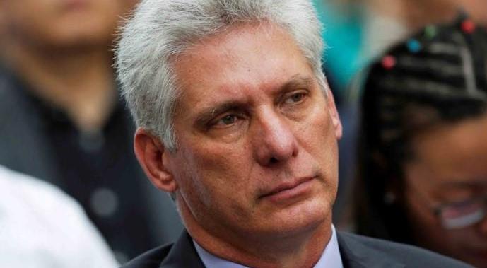PRESIDENTE CUBANO LLAMA A REVOLUCIONARIOS ENFRENTAR A «LA GUSANERA»