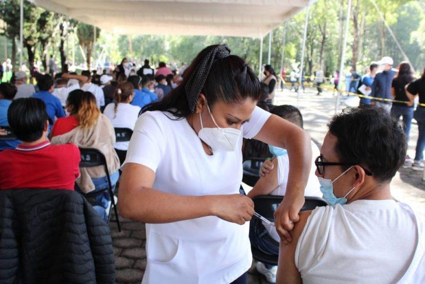 ANUNCIAN JORNADA DE VACUNACIÓN CONTRA COVID-19 EN 114 MUNICIPIOS MEXIQUENSES