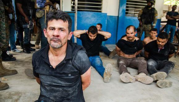 ARRESTAN A 15 COLOMBIANOS Y A DOS ESTADUNIDENSES PRESUNTOS ASESINOS DEL PRESIDENTE DE HAITÍ