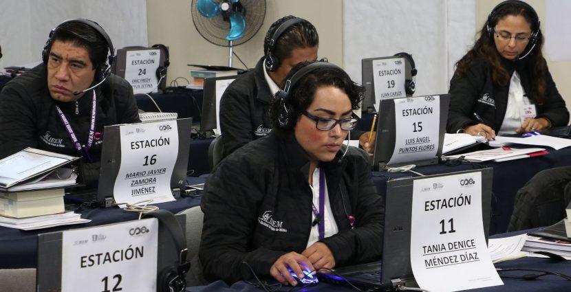 OPORTUNA FUE LA ORIENTACIÓN A LA CIUDADANÍA DURANTE PROCESO ELECTORAL