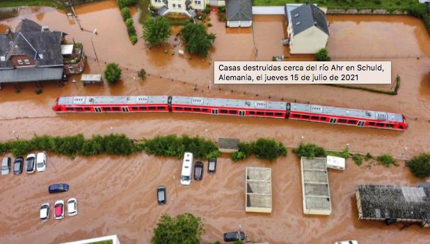 AUMENTAN DRÁSTICAMENTE DESASTRES NATURALES EN EL MUNDO