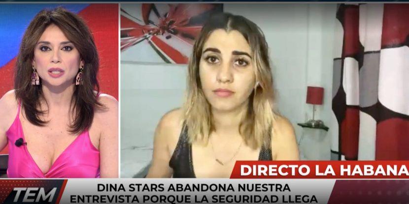 LA POLICÍA DE CUBA «SECUESTRA» A LA YUTUBER DINA STARS