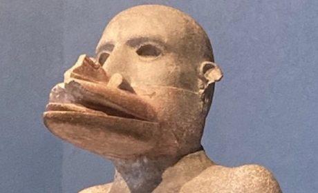 EXHIBEN A EHÉCATL Y SU HISTORIA EN EL MUSEO DE ANTROPOLOGÍA