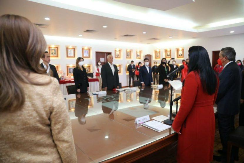 ELÍAS RESCALA Y GUSTAVO CÁRDENAS, SERÁN COORDINADORES PARLAMENTARIOS DEL PRI EDOMEX