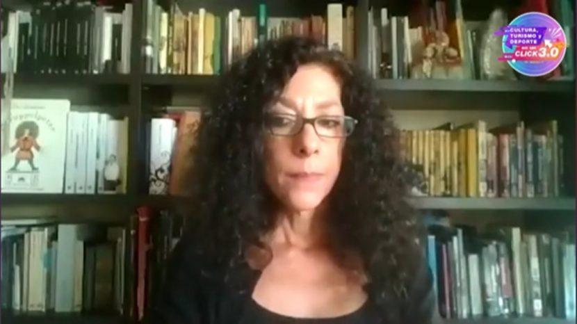 REFLEXIONA LEILA GUERRIERO ACERCA DEL QUEHACER EDITORIAL Y PERIODÍSTICO