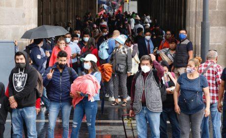 PARA AGOSTO, 90% DE LOS INFECTADOS EN MÉXICO SERÍAN  DE LA VARIANTE DELTA
