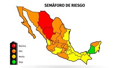 SE ACUMULAN EN MÉXICO MÁS DE 2.5 MILLONES DE CASOS DE COVID-19