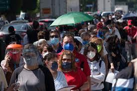 HOY EN MÉXICO: 12 MIL 821 CONTAGIOS Y 233 MUERTES POR COVID