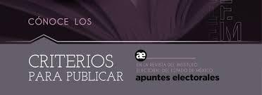 REVISTA DEL IEEM PROMUEVE INVESTIGACIONES ELECTORALES