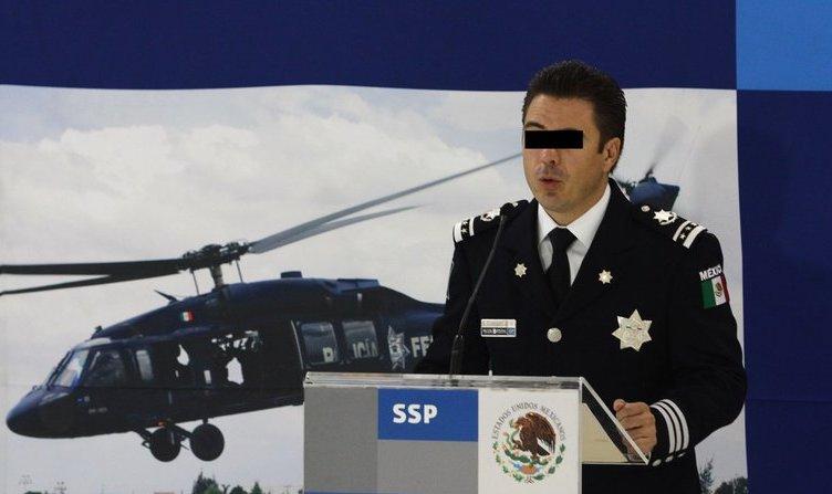 CARDENAS PALOMINO COMPARECIÓ ANTE JUEZ FEDERAL