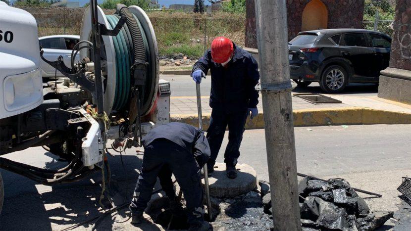 TIRAR BASURA EN CALLES, PRINCIPAL CAUSA DE INUNDACIONES