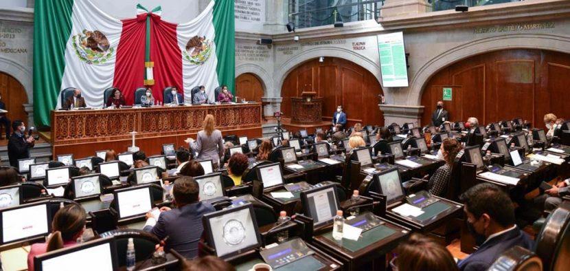 CONGRESO AVALA MECANISMO PARA SANEAR FINANZAS DE TLALNEPANTLA