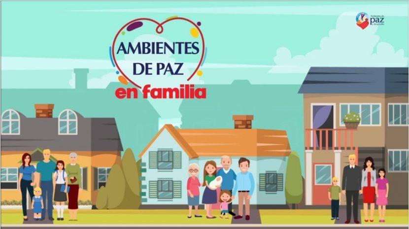 IMPULSA TOLUCA AMBIENTES DE PAZ EN FAMILIA
