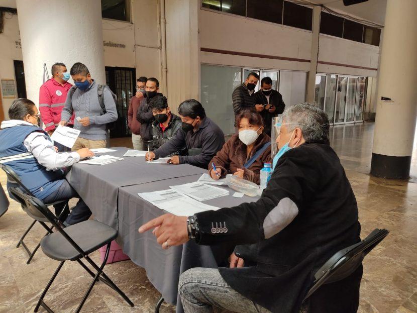 CONTINÚA EN TOLUCA PROGRAMA «EMPLEATE MARTES DE OPORTUNIDAD»