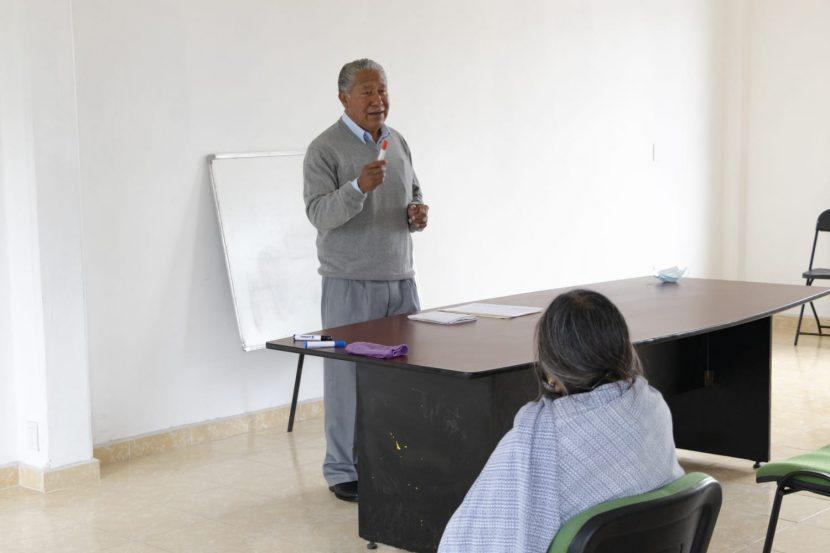 BUSCA TOLUCA PRESERVAR HERENCIA ANCESTRAL DE LA LENGUA OTOMÍ