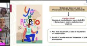 PARTICIPA CONAPO EN MESA DE SALUD INTEGRAL