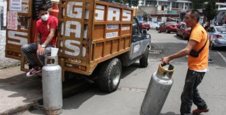 EMPIEZAN A PADECER DESABASTO DE GAS EN CDMX