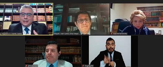 TPJF CONCLUYE IMPUGNACIONES DE DIPUTADOS FEDERALES POR MAYORÍA RELATIVA.