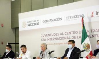 SON LOS JÓVENES EL CENTRO DE LA CUARTA TRANSFORMACIÓN
