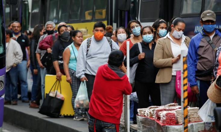 CORONAVIRUS EN MÉXICO HOY: 7,172 CONTAGIOS Y 272 MUERTES