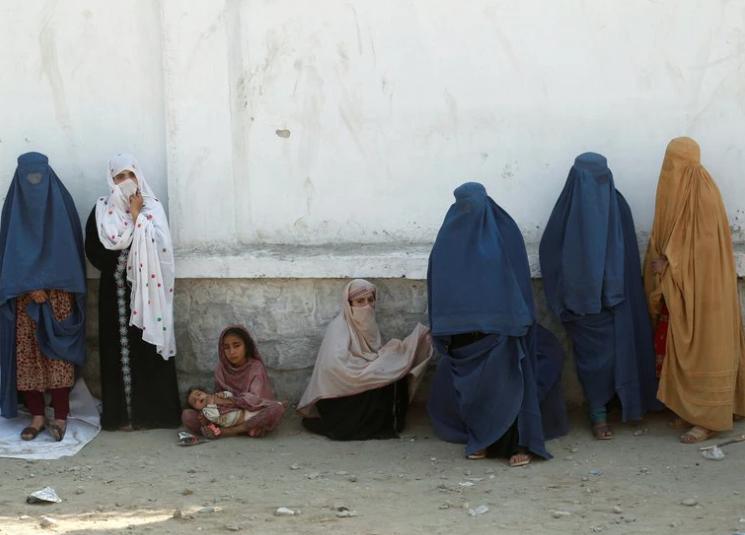 LAS PROHIBICIONES Y LOS CASTIGOS QUE IMPONEN TALIBANES A MUJERES