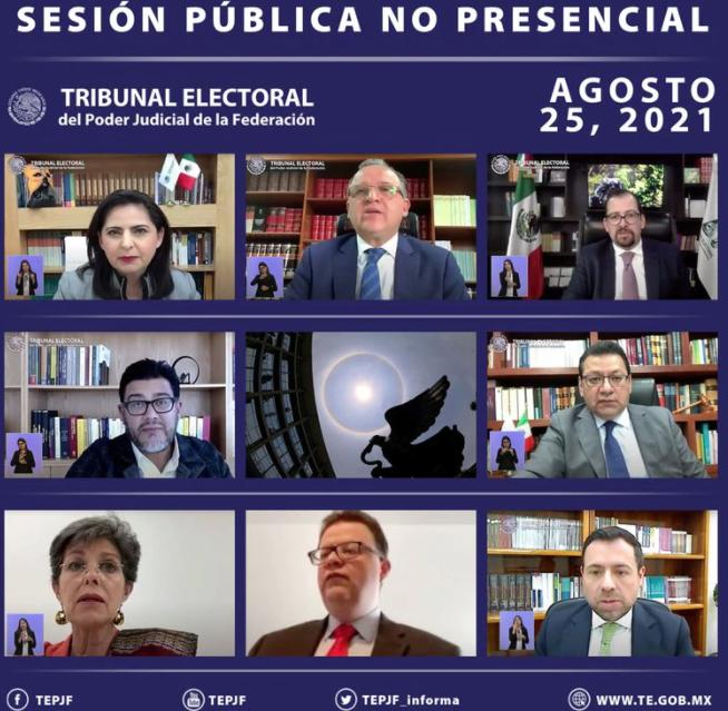 TEPJF ORDENÓ AL CONGRESO EMITIR LA LEY REGLAMENTARIA DE REVOCACIÓN DE MANDATO