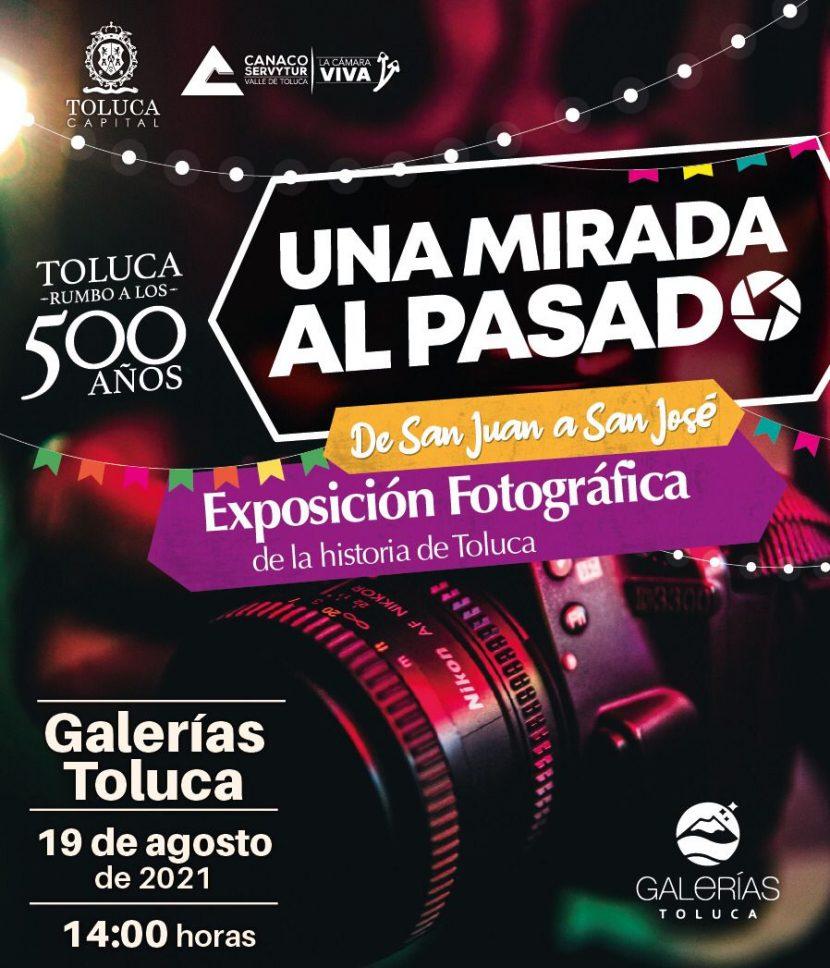 """PREPARA TOLUCA EXPOSICIÓN FOTOGRÁFICA """"UNA MIRADA AL PASADO…."""