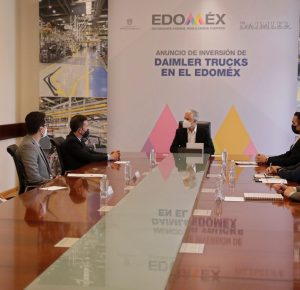INFORMA ADMM INVERSIÓN DE DAIMLER TRUCKS EN TIANGUISTENCO
