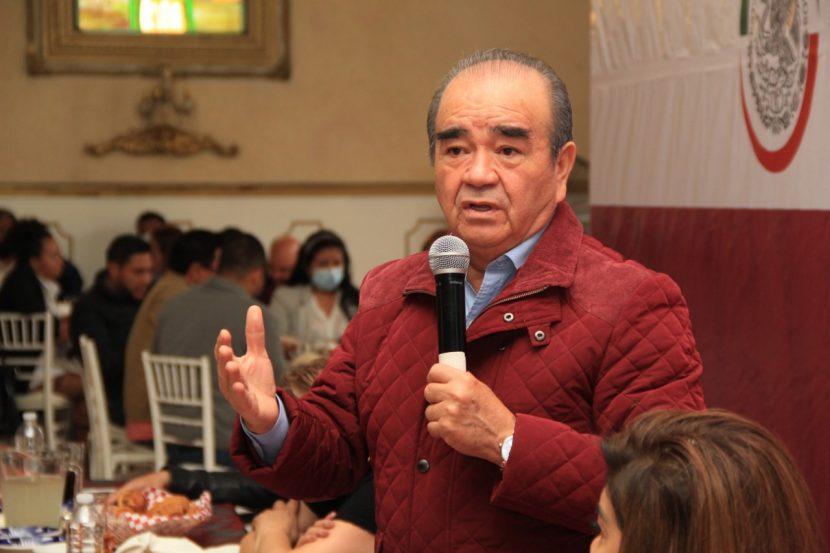 MAURILIO HERNÁNDEZ DARÁ CONTINUIDAD A PARLAMENTO ABIERTO