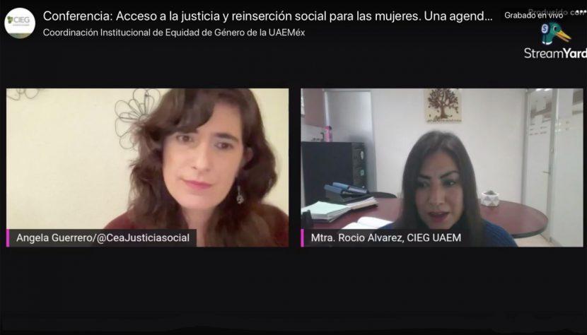 JUZGAR CON PERSPECTIVA DE GÉNERO, RETO INSTITUCIONAL