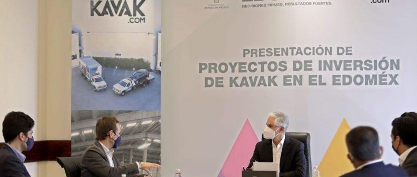 DEL MAZO: INVERSIÓN POR MÁS DE 2 MIL MILLONES DE PESOS DE KAVAK