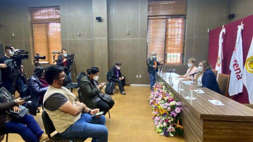 URGE PRESUPUESTO PARA SERVICIOS DE SALUD: BERENICE MEDRANO