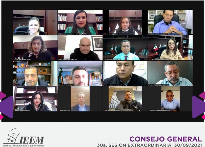 AVALA IEEM CATÁLOGO DE MEDIOS A MONITOREAR EN ELECCIÓN EXTRAORDINARIA