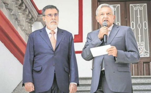 «NUESTRO ANDAR TIENE MÁS DE 20 AÑOS»: CARTA DE SCHERER A AMLO