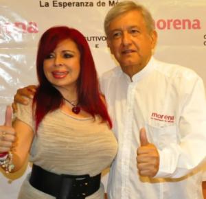 TRIBUNAL ELECTORAL RATIFICA TRIUNFO DE LAYDA SANSORES EN CAMPECHE