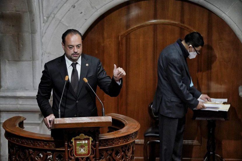ACCIÓN NACIONAL PIDE REFORZAR SEGURIDAD EN EL SUR DEL EDOMEX