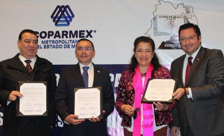 FOMENTAN RECUPERACIÓN ECONÓMICA Y SOCIAL DE LOS MEXIQUENSES